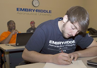 Worldwide Embry-Riddle Masters Aeronautical Science